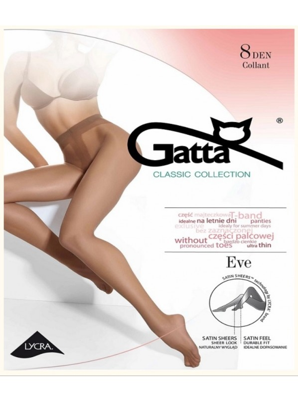 Колготы GATTA EVE 8 XL