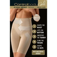 Трусики CONTROL BODY GUAINA GOLD