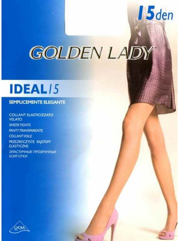 Колготки GOLDEN LADY IDEAL 15
