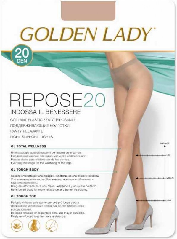 Колготы GOLDEN LADY REPOSE 20