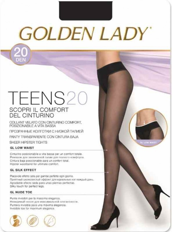 Колготки GOLDEN LADY TEENS