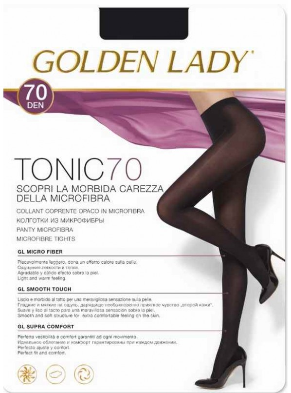 Колготы GOLDEN LADY TONIC 70