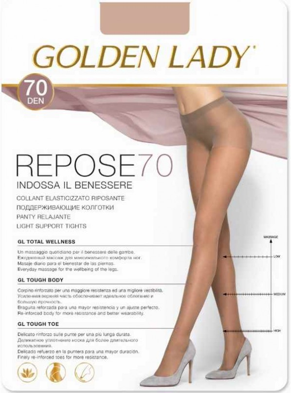 Колготы GOLDEN LADY REPOSE 70