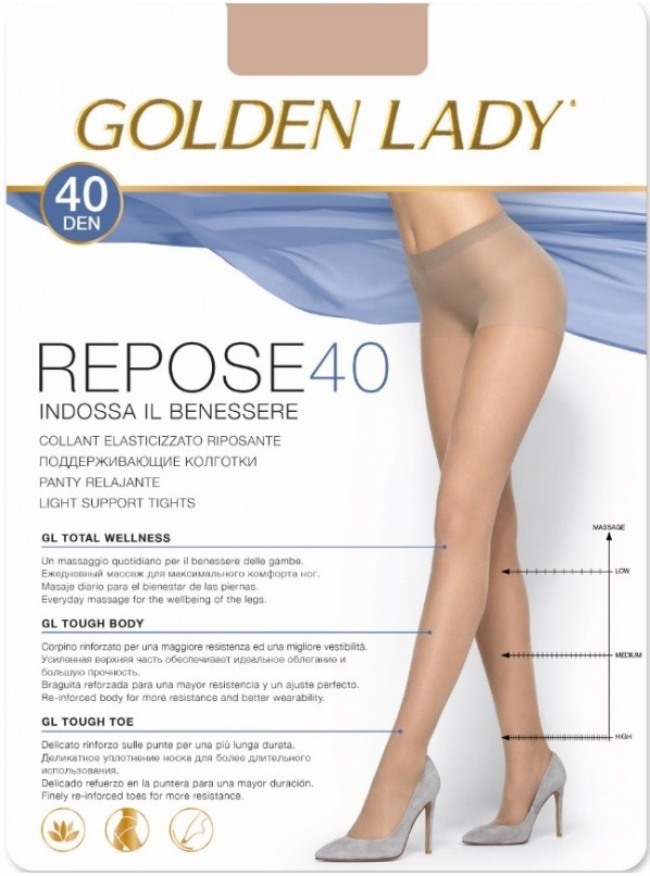Колготы GOLDEN LADY REPOSE 40 XXL