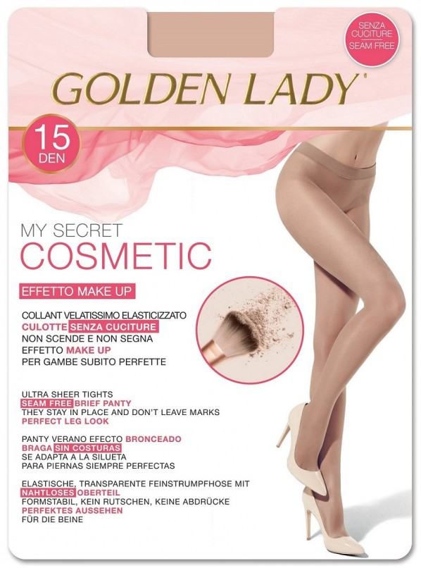 Колготы GOLDEN LADY MY SECRET 15